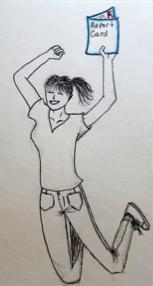 Shana Levine, Staff Artist