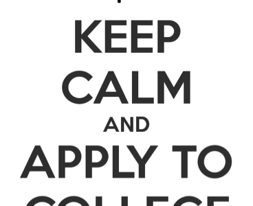 Senior reflects and sheds light on college application process