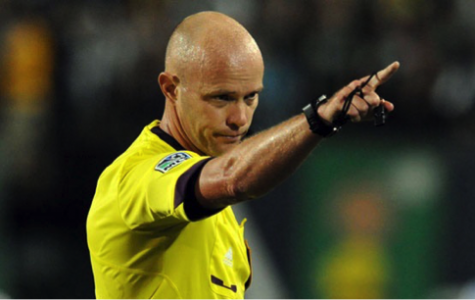 Are referees affecting the outcome of soccer games?