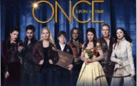 Favorite TV Show: Once Upon A Time