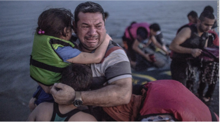 As humans, we cannot turn our backs on the Syrian refugees