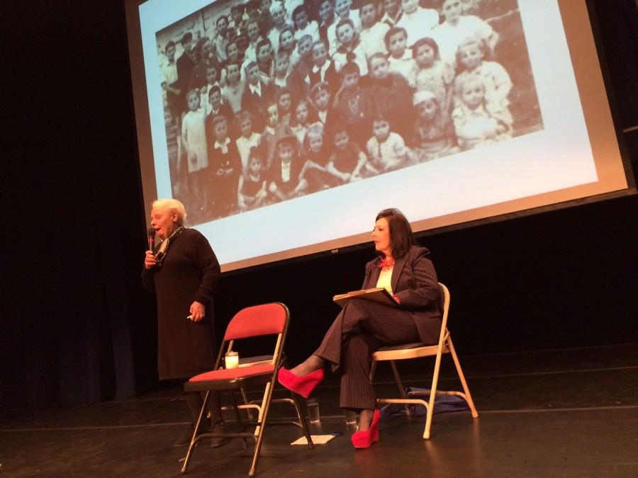 Holocaust+survivor+shares+her+story