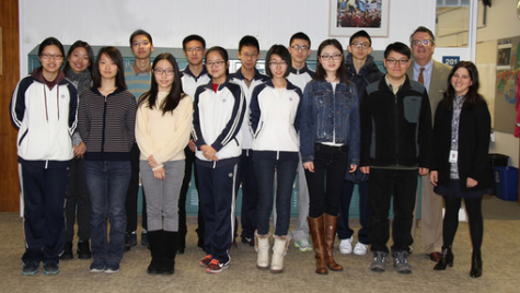 Exchange students share their experience