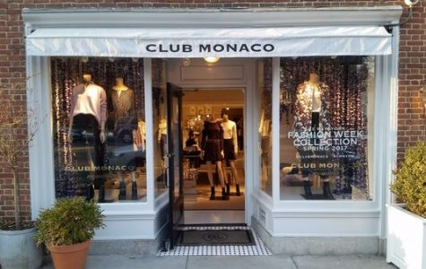 What's Hot in Princeton? Club Monaco