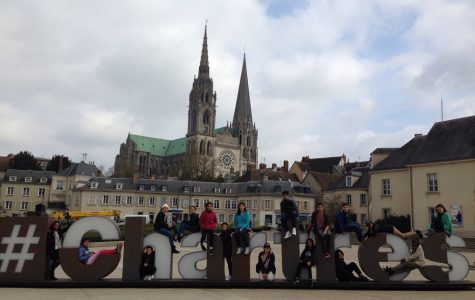 Spring Break trip: France