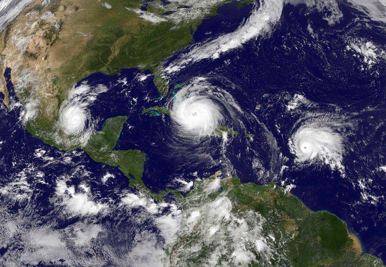 Courtesy of NOAA/NASA GOES project