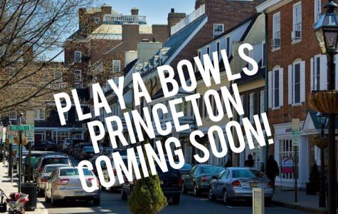 The Fruitful Addition of Playa Bowls to Princeton