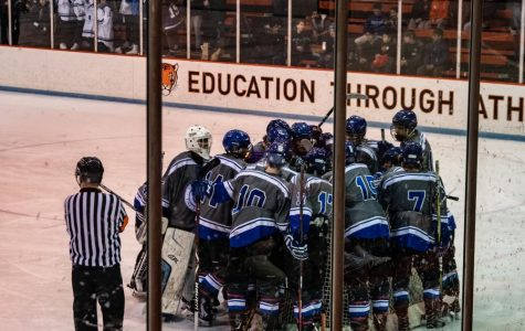 Lawrenceville vs. PDS Hockey Game Recap