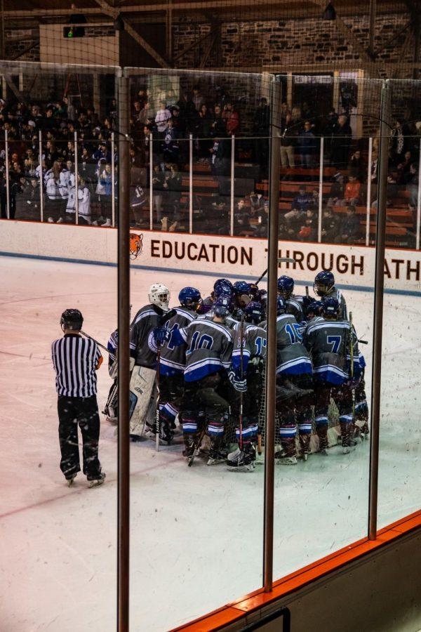 Lawrenceville vs. PDS Hockey Game Recap