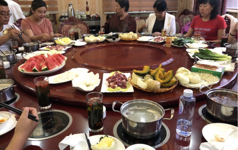 A Staff Member's Summer: Exploration of Food and Culture in China