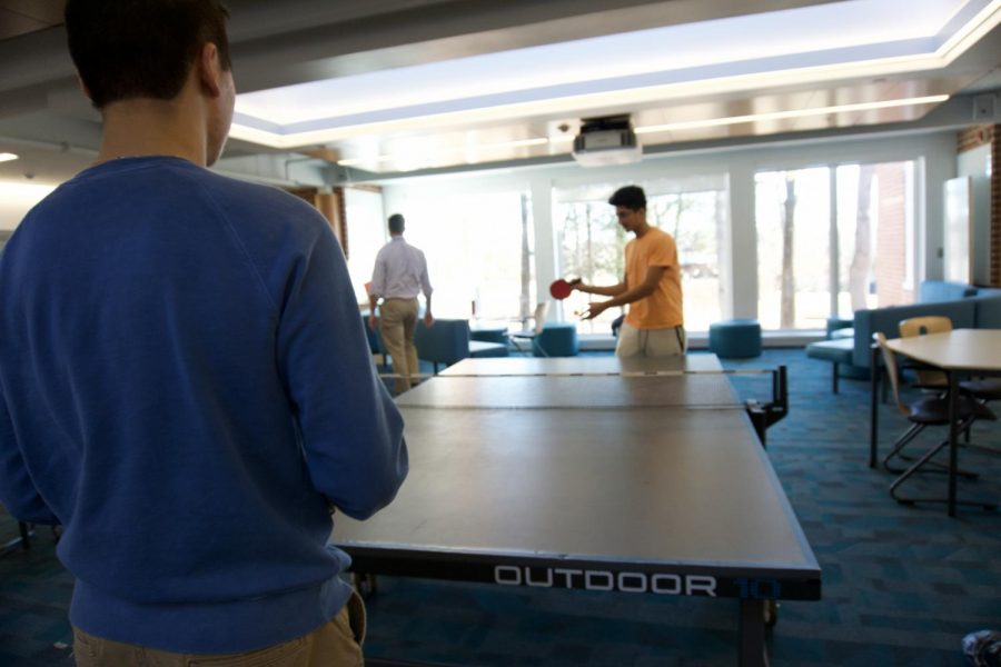 Chinese Club Ping Pong Finals