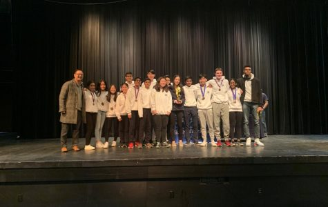 PDS Science Olympiad Team Takes Home Awards