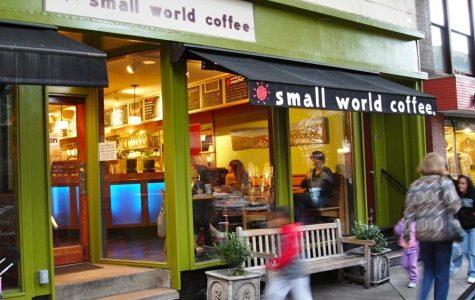 "Open Mic Night Unites Princeton's ""Small World"""