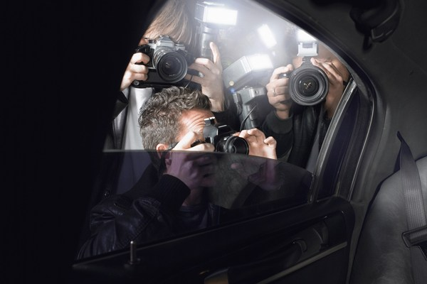Photographers and paparazzi have a history of invading celebrities' space and privacy. (Photo/Social Lifestyle Magazine)