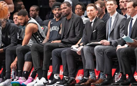 Although only one exhibited symptoms, the entire Brooklyn Nets roster received COVID-19 tests.