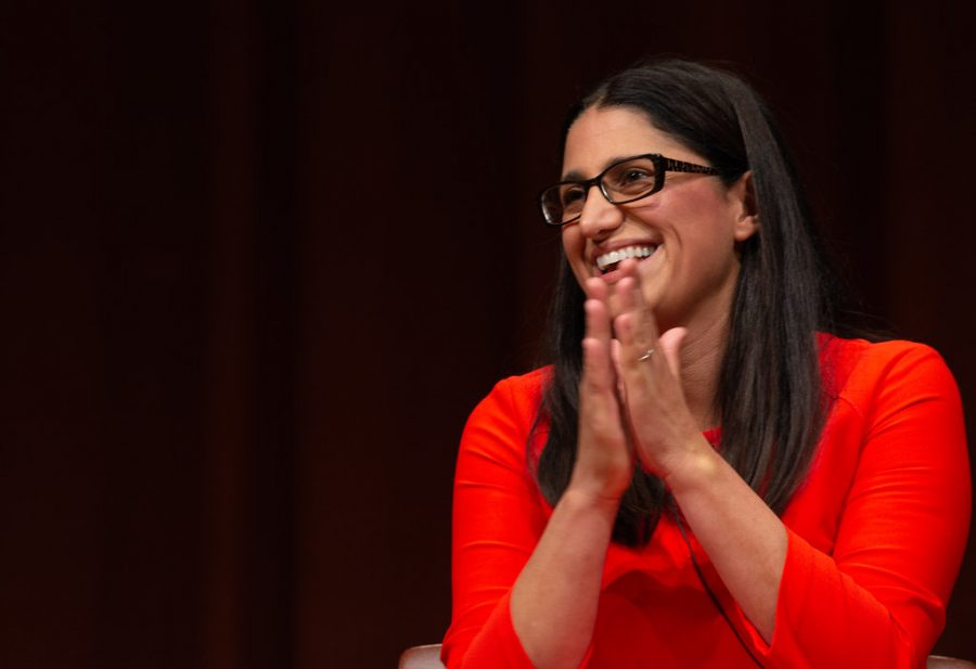 %22Dr.+Mona+Hanna-Attisha+-+Book+Signing%22+by+umseas+is+licensed+with+CC+BY+2.0.