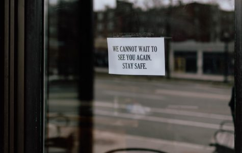 Though stores around the nation have closed due to the pandemic, some have begun to open. (Photo/Kelly Sikkema/Unsplash)