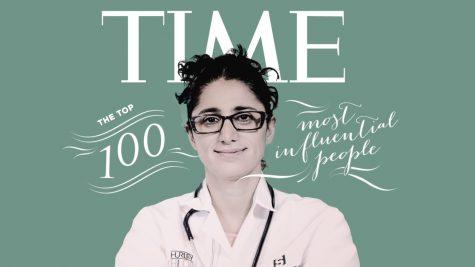 Dr. Mona Hanna Attisha, a recent speaker on Tommy Bocian
