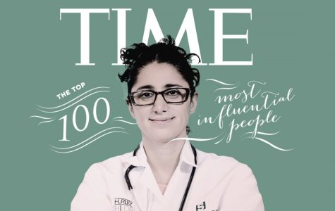 Dr. Mona Hanna Attisha, a recent speaker on Tommy Bocian's speaker series, spoke of climate justice and the effects of the Flint Water Crisis.