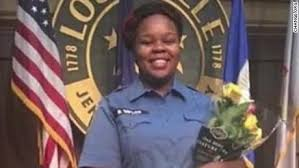 Breonna Taylor, an EMT, died on March 13th at the age of 26. (Photo/CNN)