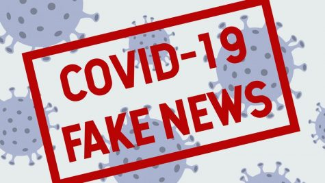 COVID-19 fake news is a rising issue on social media (Photo/ BBC News)