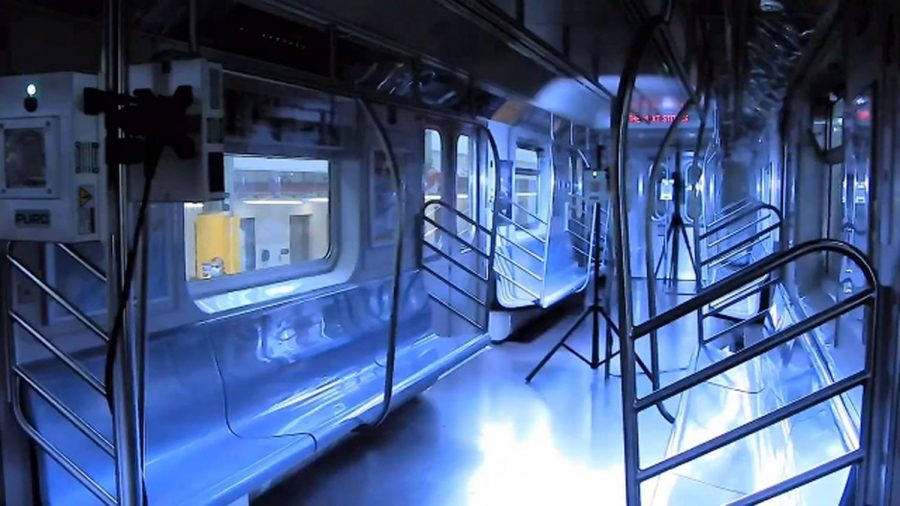 NYC Subways will Start Using UV Light to Kill Coronavirus