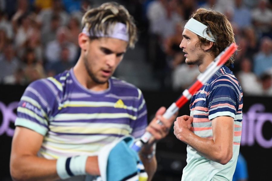 Dominic Thiem and Alexander Zverev faced off in the 2020 US Open Championship on September 12. (Photo/Tennis.com)