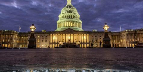 The United States Capitol Building. (Photo//New Indian Express)